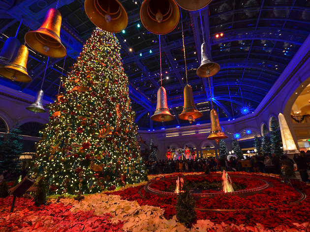Christmas In Las Vegas 2015 Christmas Events And Shows