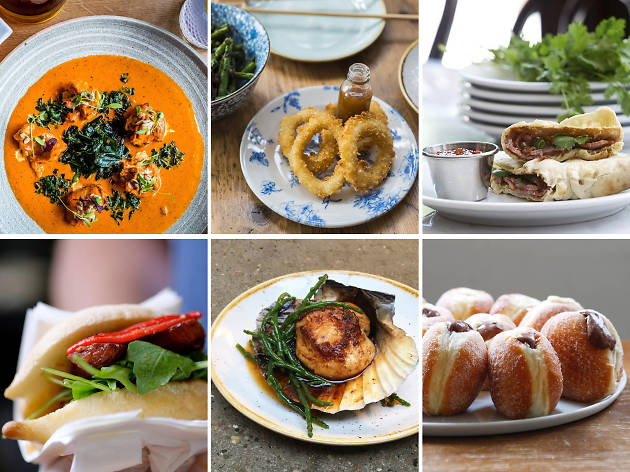 100 best dishes in london 2015