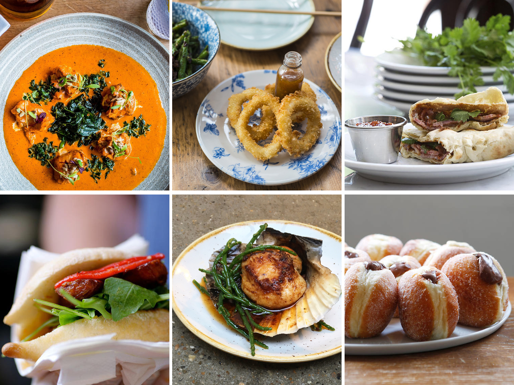 The 100 best dishes in London