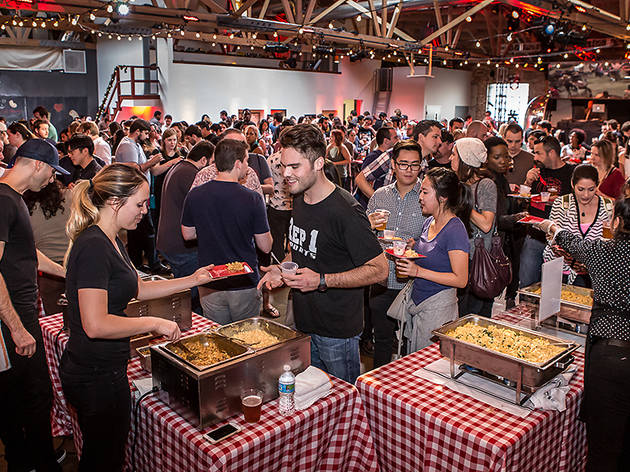 Time Out Los Angeles Mac & Cheese Smackdown 2015