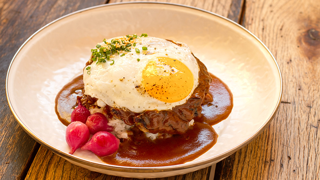 Loco Moco at A-Frame