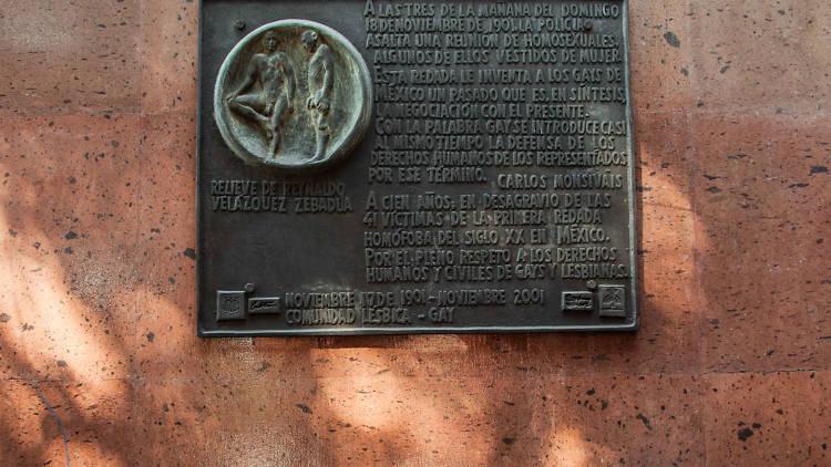 Placa de los 41, jotitour
