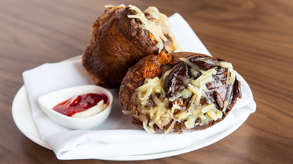 Popovers at The Arthur J
