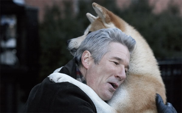 Hachiko movie