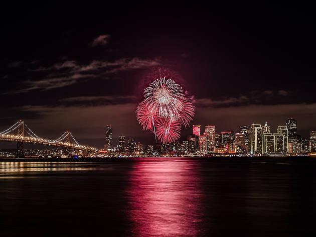 Speakeasy New Year's Eve Cruise 2016