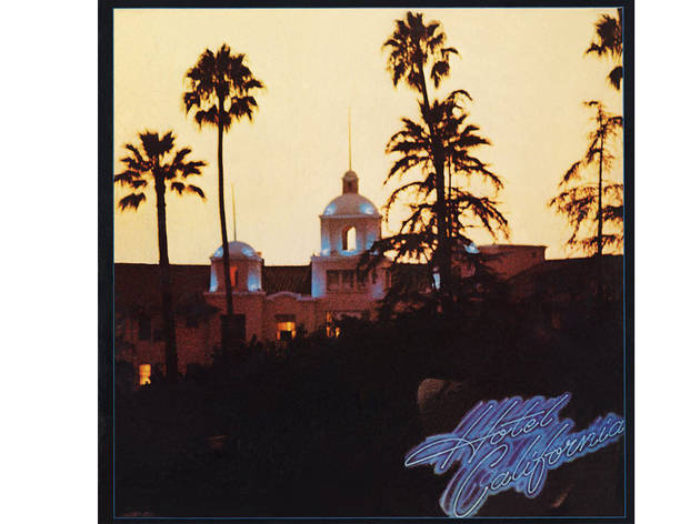 For dad: 'Hotel California' by Eagles