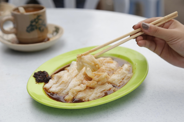 Restaurant New Lucky Hong Kong Chee Cheong Fun stall