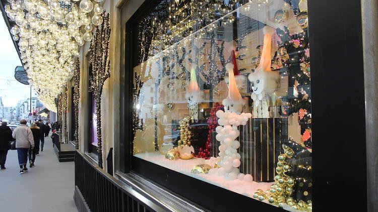 les plus belles vitrines de no 235 l grands magasins que faire 224