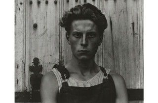 (Paul Strand: Young Boy, Gondeville, Charente, France, 1951. © Paul Strand Archive, Aperture Foundation)