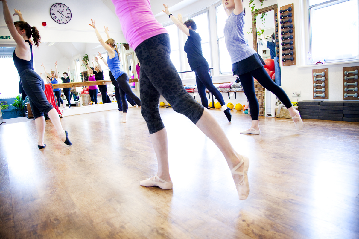 The best barre fitness classes in London: Barreworks