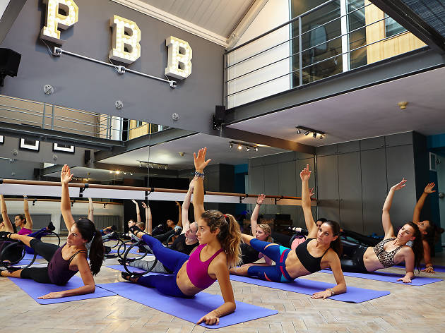 The best barre fitness classes in London: Paola's Body Barre