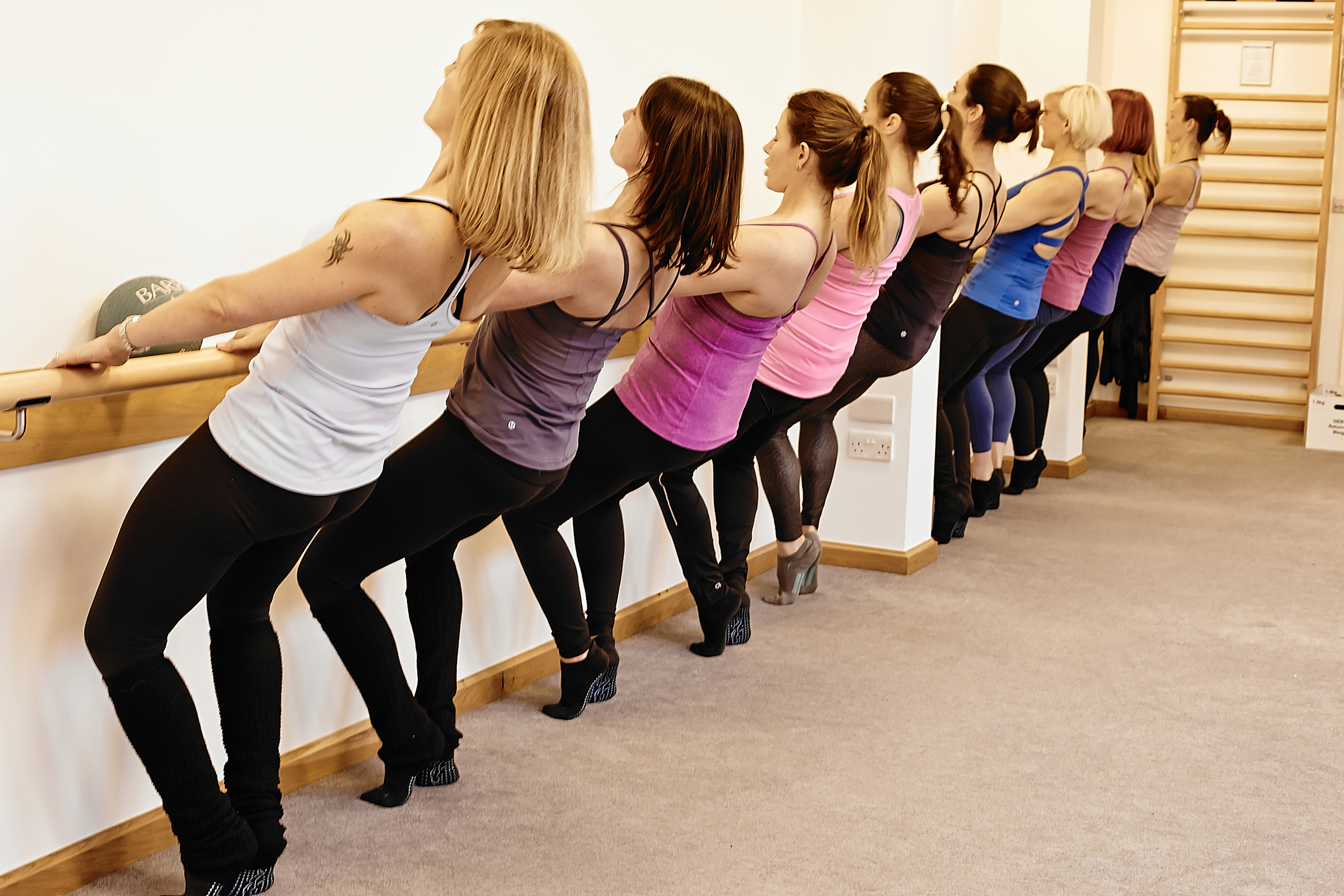 The best barre fitness classes in London: Barretoned