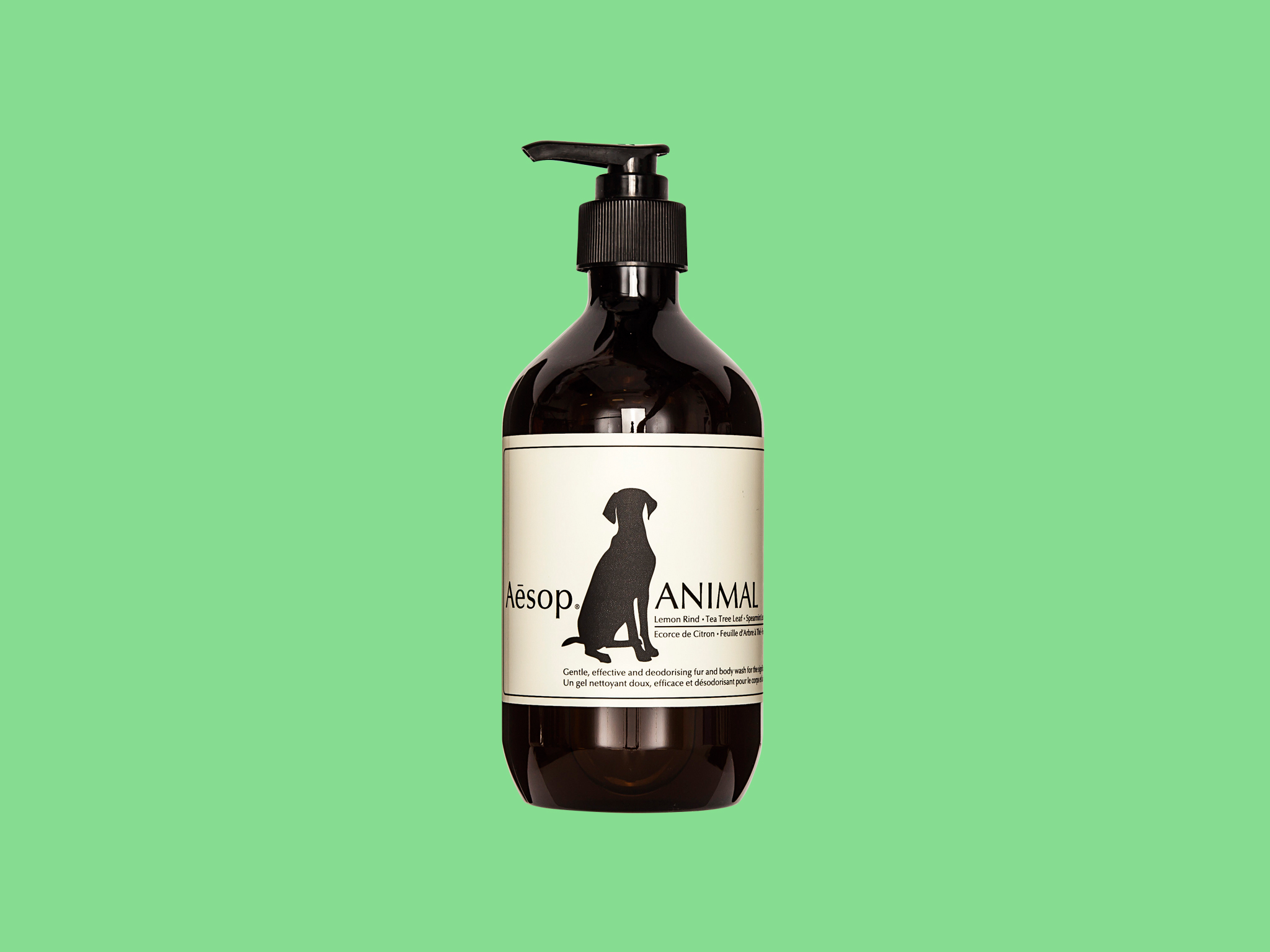 Aesop animal cleanser