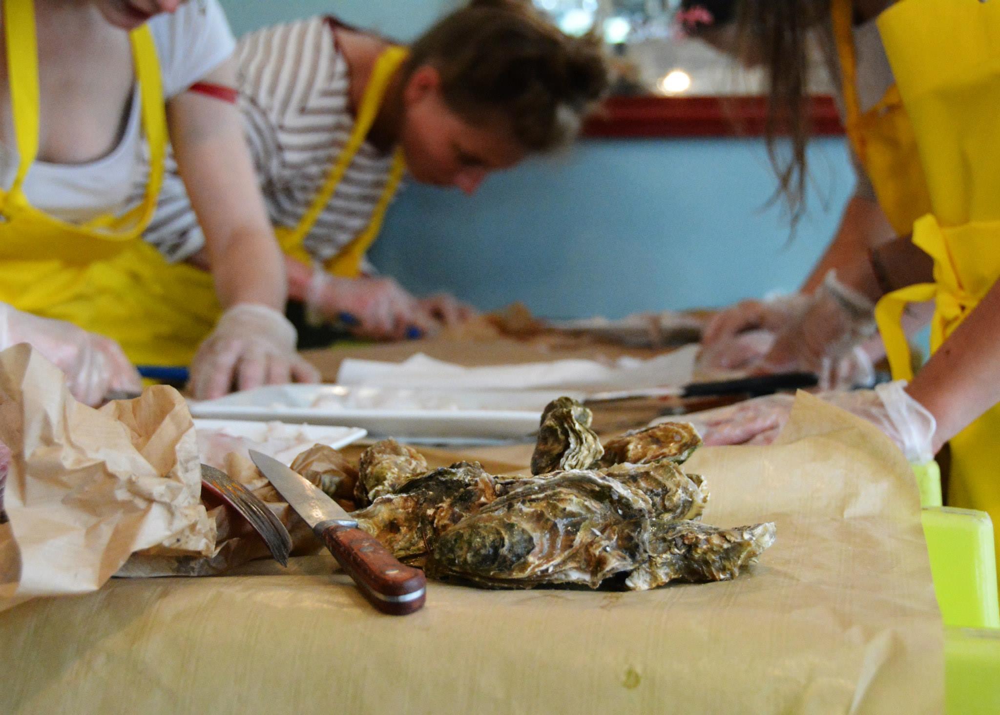 Des huîtres dans nos bars préférés
