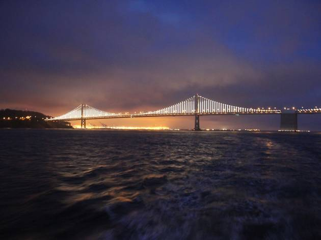 New Year's Eve Family Fireworks Cruise, one of the best New Year's Eve events in San Francisco