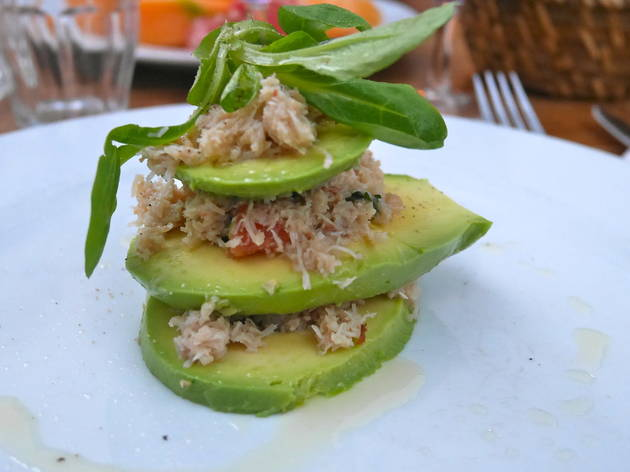 Avocat-crabe