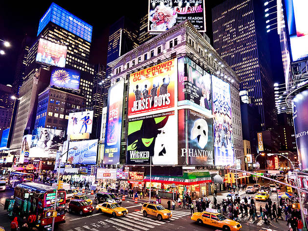 The best walking tours for theater lovers in NYC