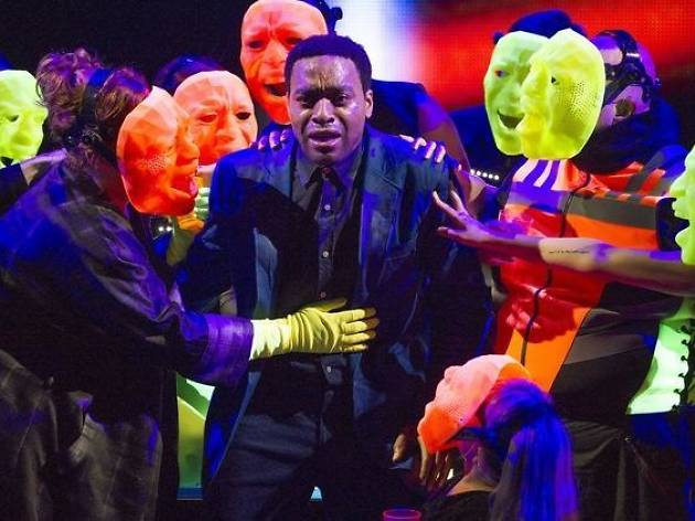 15 London theatre shows we loved the most in 2015: Everyman, National Theatre, Chiwetel Ejiofor