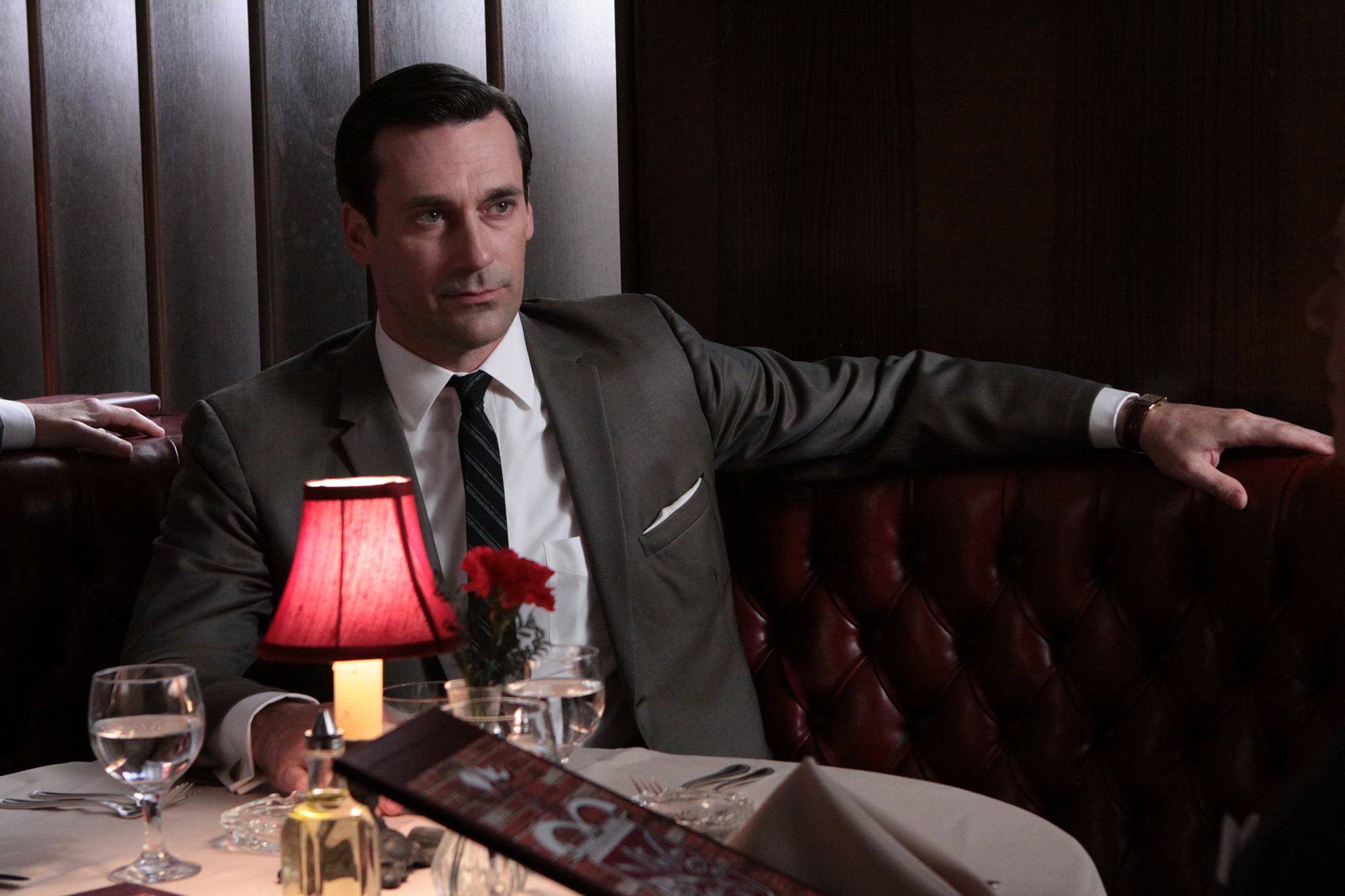 Don Draper (Jon Hamm) - Mad Men - Season 3, Episode 2 - Photo Credit: Carin Baer/AMC