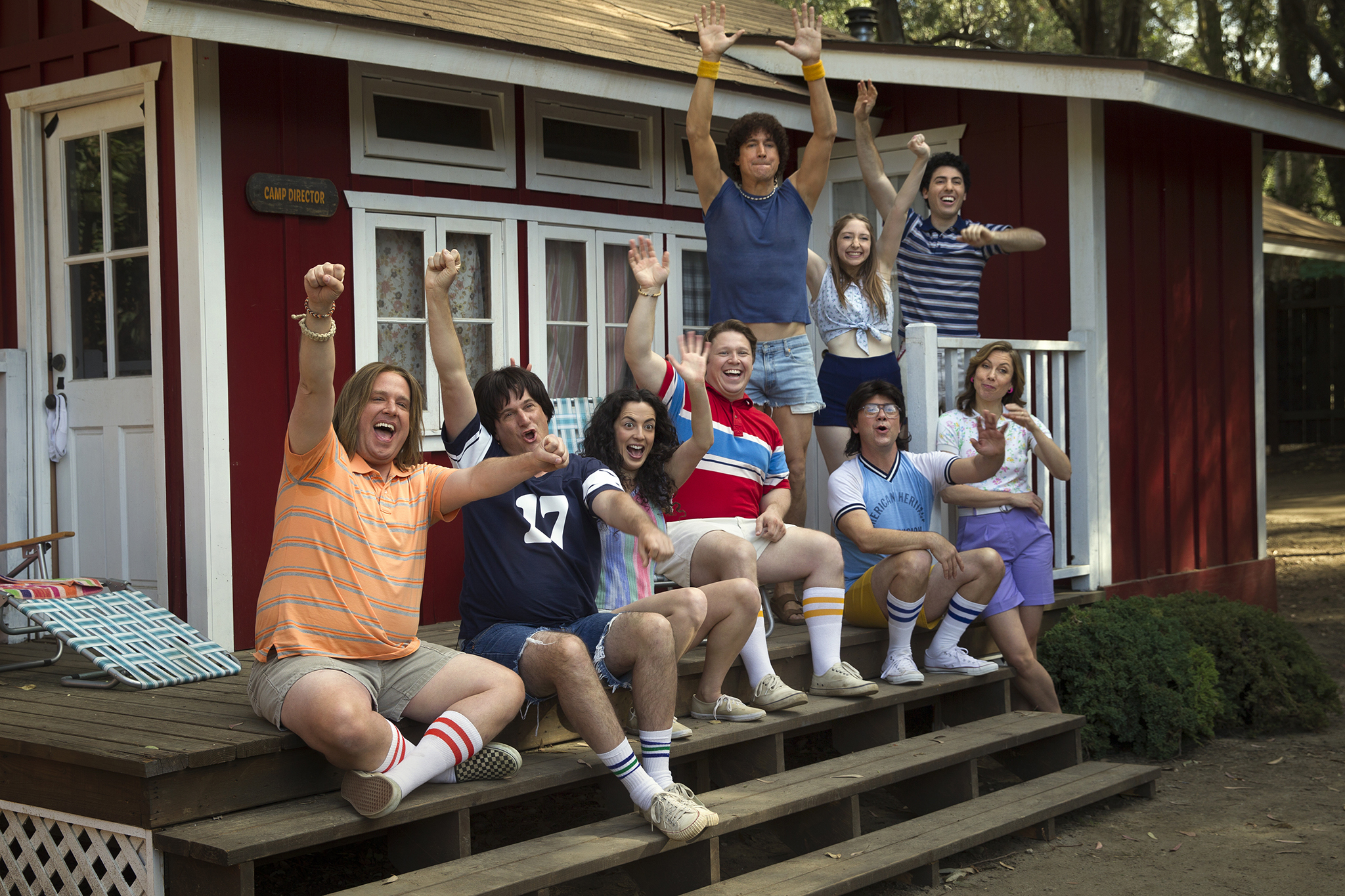 Wet Hot American Summer: First Day of Camp (Miniseries)