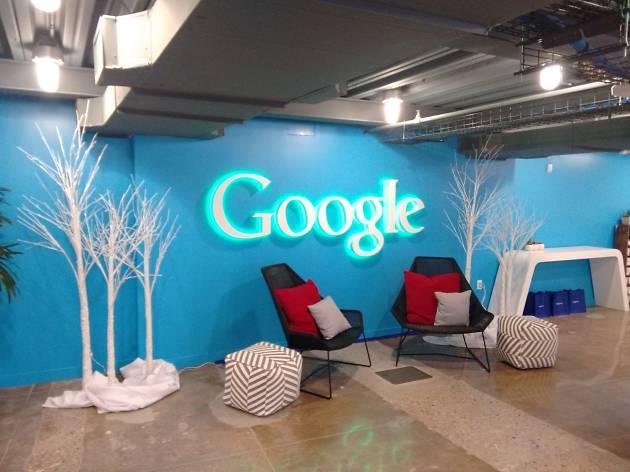 Google Fiber store, Austin