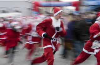 Santa Suit 5K