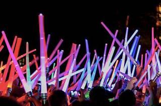 Glow Sword Battle L.A.
