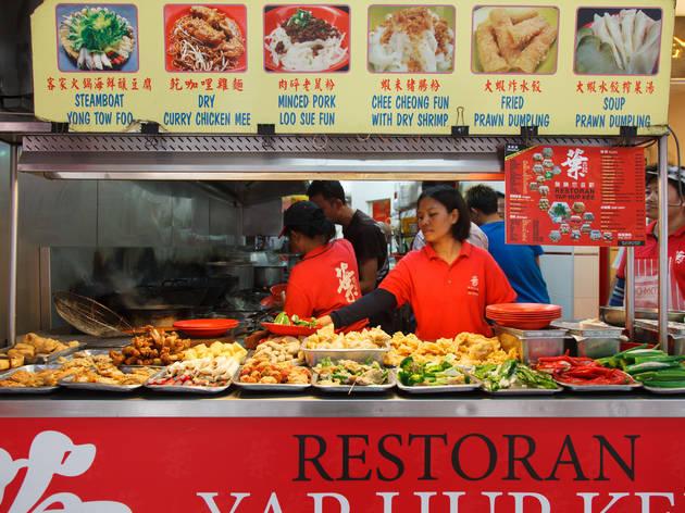 Yap Hup Kee chee cheong fun (Photo: Stacy Liu)
