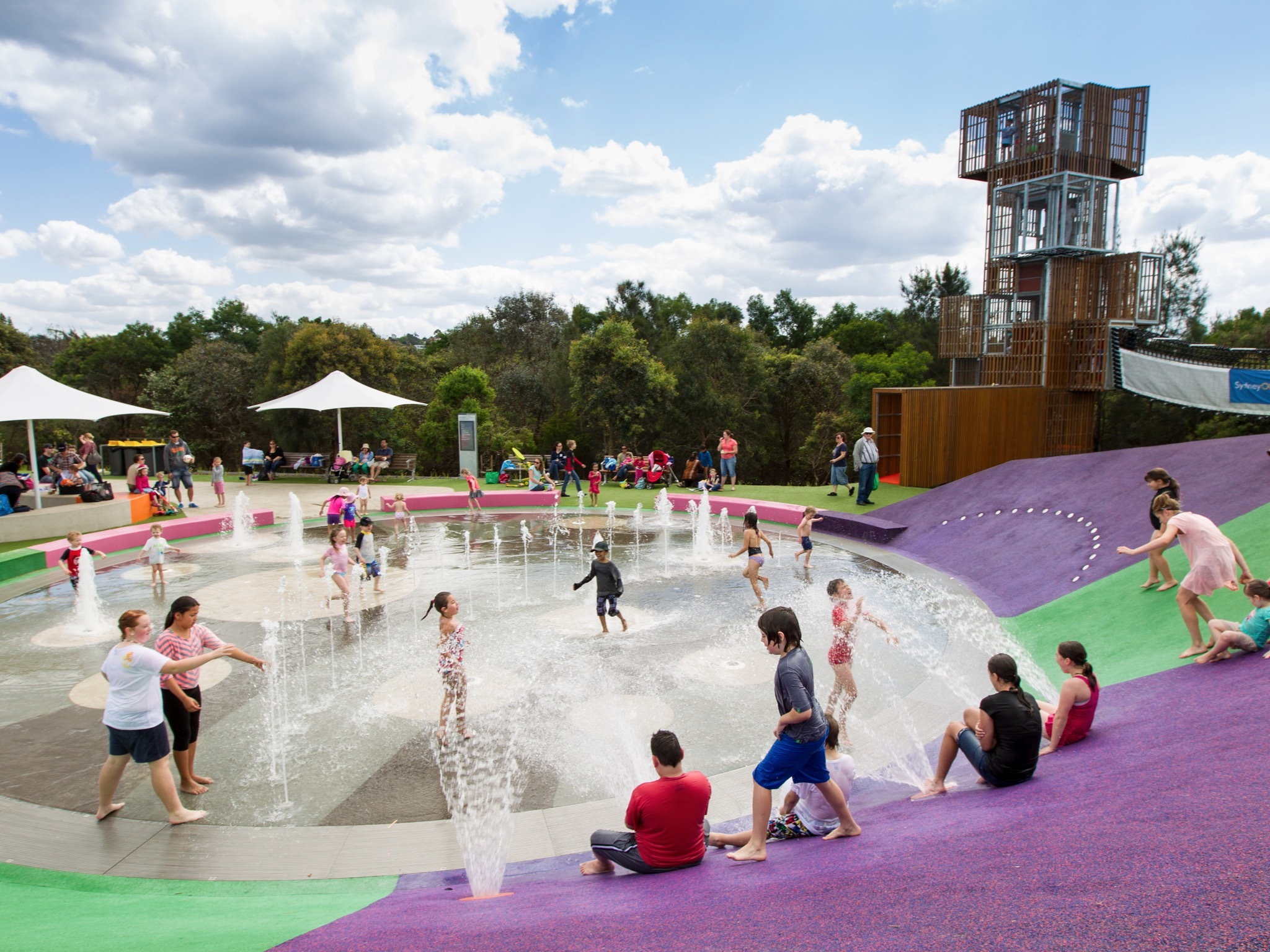 Sydney Olympic Park Area Guide