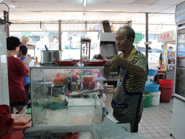 SS14 Chee Cheong Fun stall Hai Keng Kopitiam