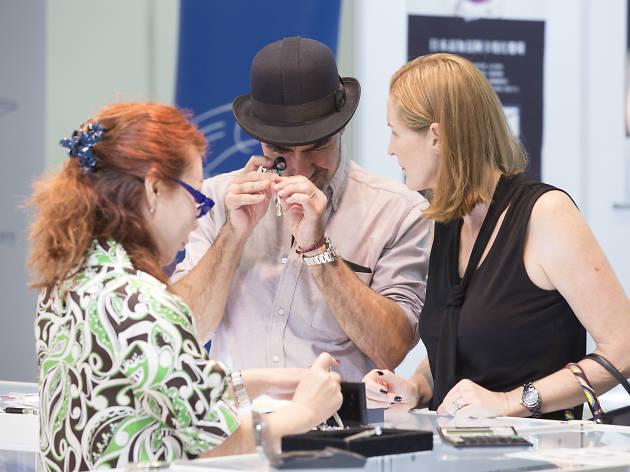 Singapore Jewellery & Gem Fair 2016
