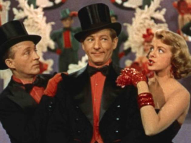 White Christmas + Holiday Inn double feature