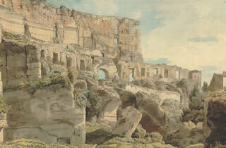 Light, Time, Legacy: Francis Towne's Watercolours of Rome