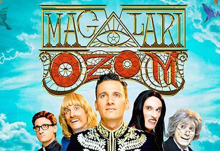 7 curiositats d'Ozom, el nou espectacle del Mag Lari