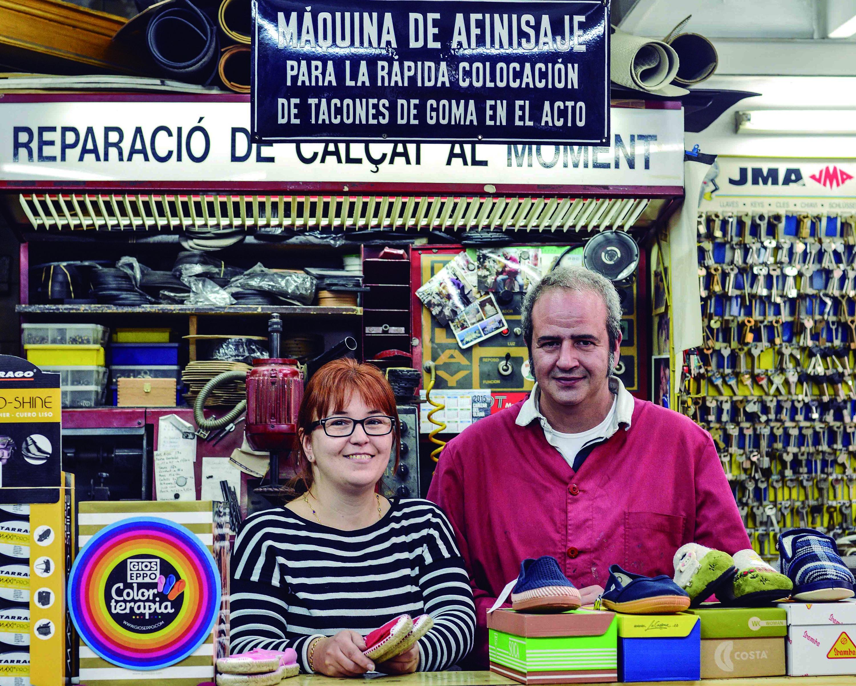 Comercios y oficios tradicionales