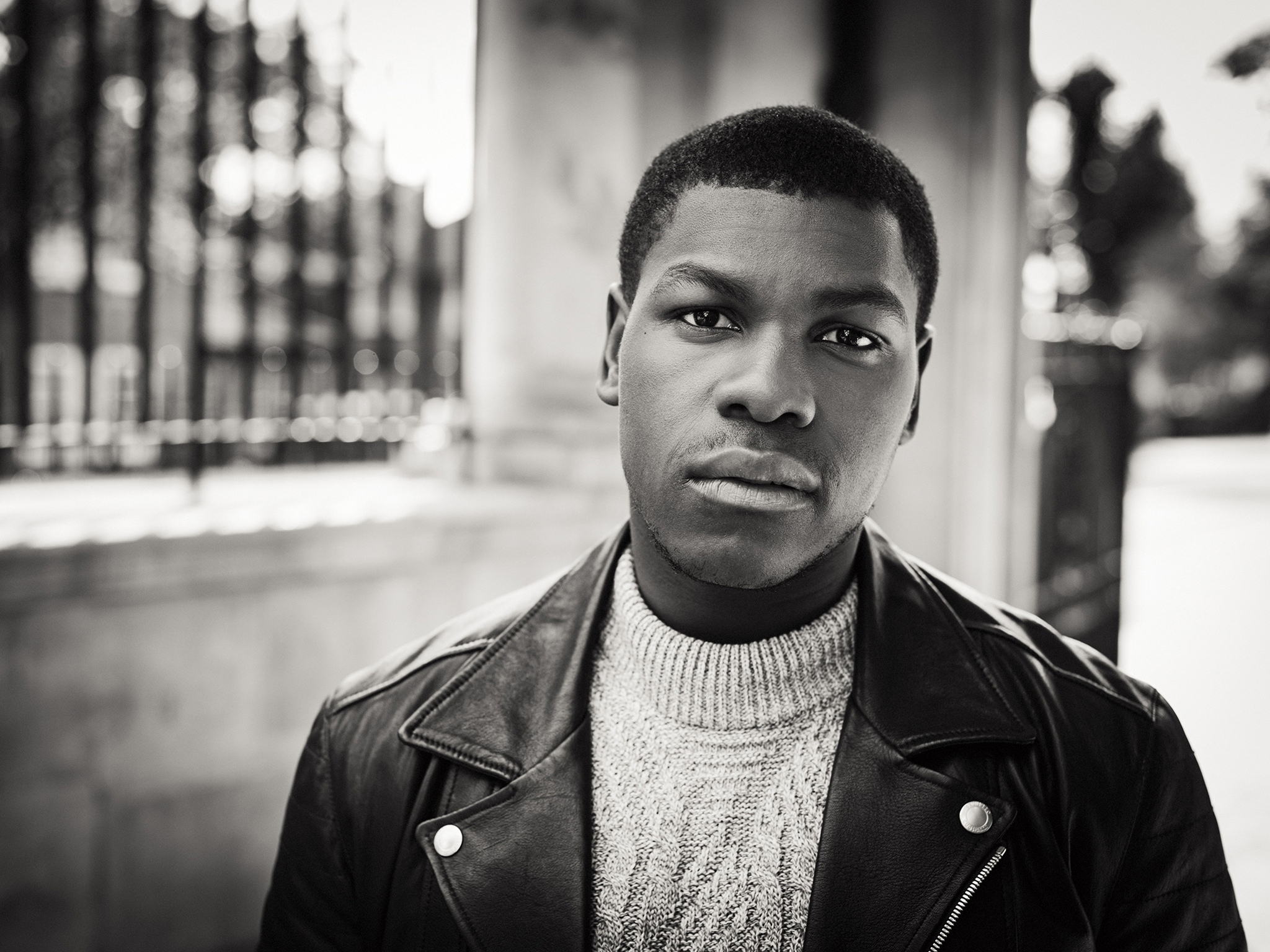 John Boyega on 'Star Wars' and why Peckham beats Hollywood