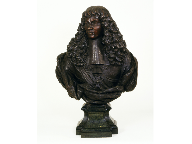 Bust of Louis XIV, c1660