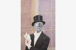 (Jim Shaw, 'Man with Top Hat', 2015)