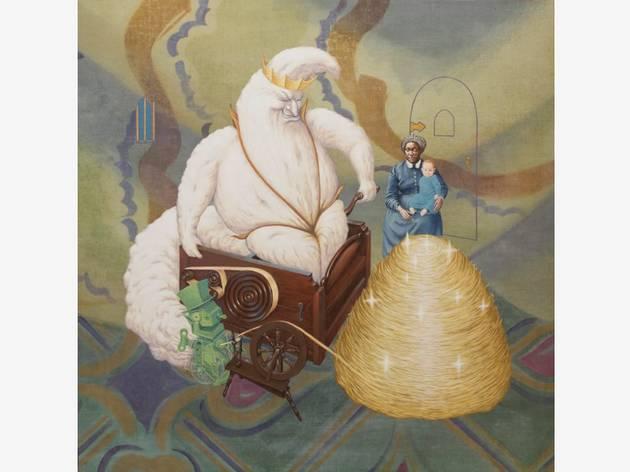 (Jim Shaw, 'King Cotton', 2015)