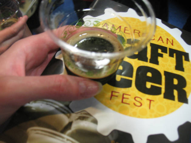 American Craft Beer Fest, Boston