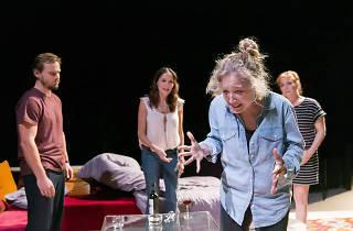 The Distance, Orange Tree Theatre, second cast