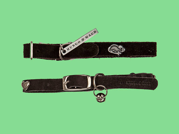 Christmas gift guide: pets - Mungo and maud collar