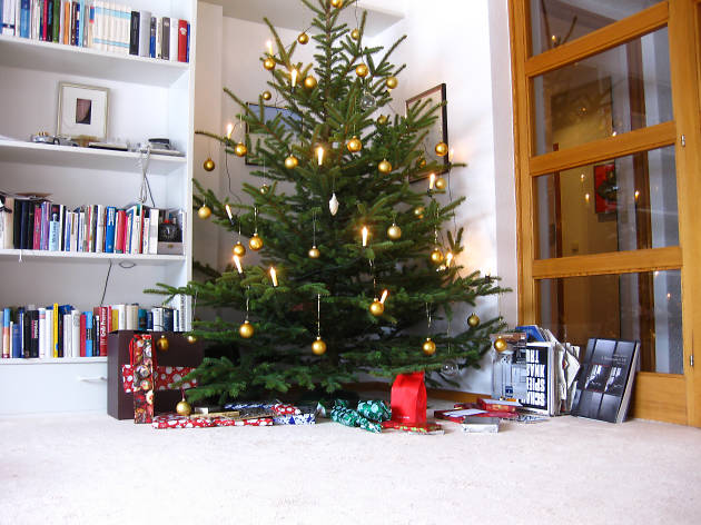 Get a free Christmas tree delivered to your door this week