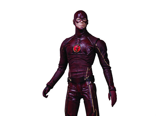 Figura de acción de Flash