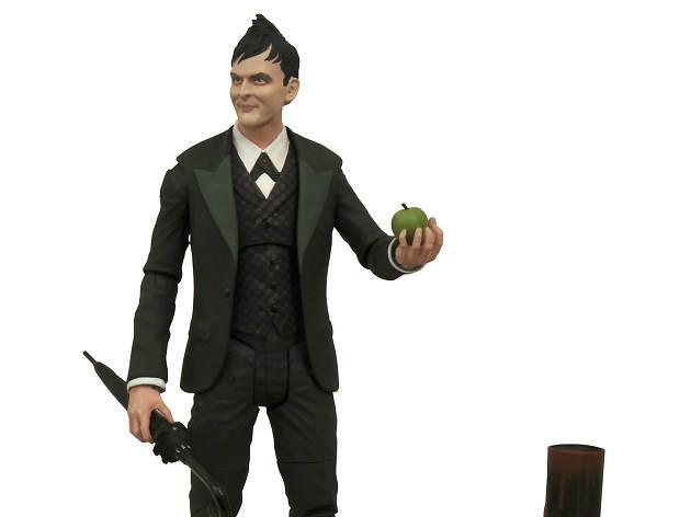 Figura de acción de Oswald Cobblepot, de Gotham