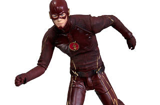 Coleccionable de Flash, de DC