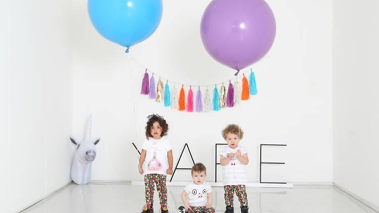 La nueva marca para mamás, Yare Studio presente en el Hit my piñata!