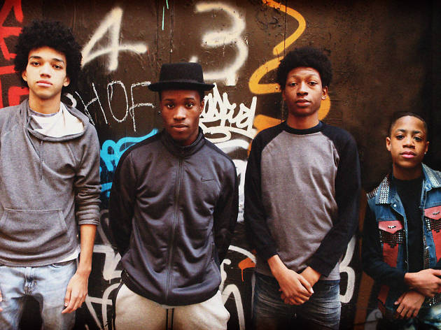 Serie The Get Down estrena en 2016