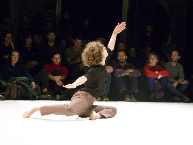 In Situ 2015. Contemporary dance show