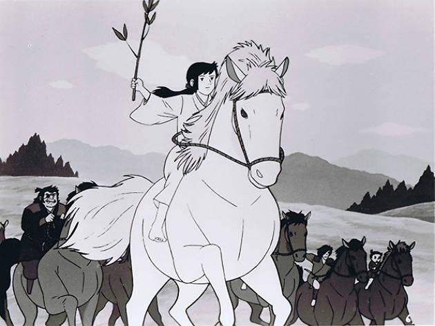 『ゆき』 画像提供:川崎市市民ミュージアム